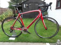 SPECIALIZED TARMAC CARBON ROAD BIKE