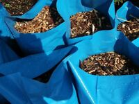 woodchip bark mulch delivered in bags/loads, ideal for play areas borders. all lancs areas