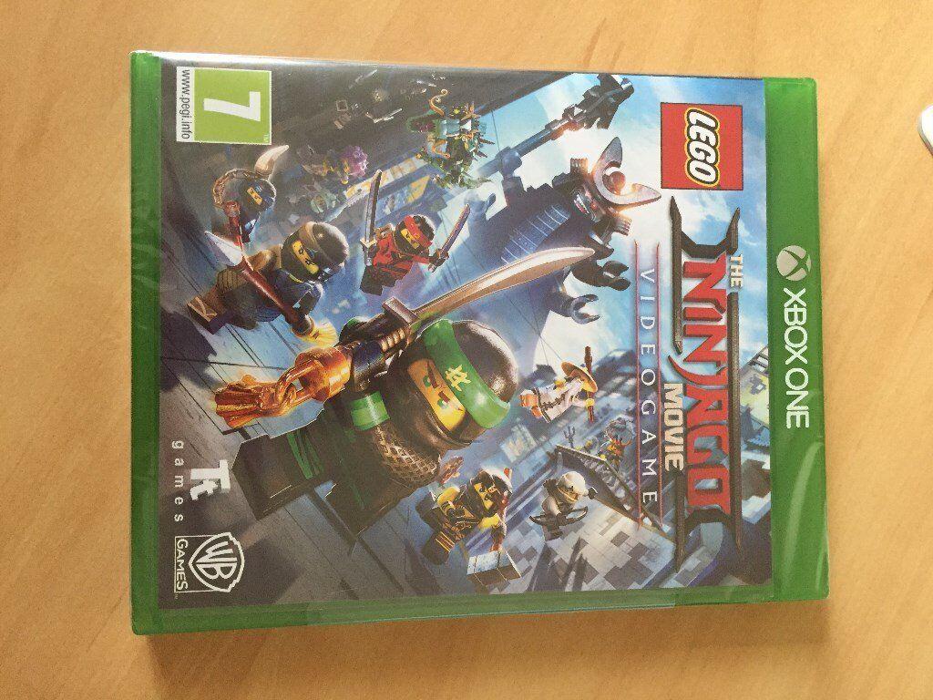 Tag Lego Ninjago Movie Video Game Xbox 360 Waldonprotese De