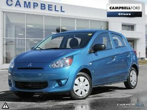 2015 Mitsubishi Mirage ES AUTO AIR--LOW PRICE