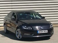 2014 64 Reg Volkswagen Passat 2.0 TDI BlueMotion Tech Executive Style (s/s) 4...
