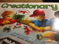 Used - lego creationary