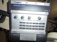 Digitec Vocalist 2 Harmoniser floor pedal