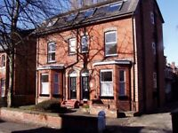 two bedroom flat in Northen Grove , West Didsbury , Manchester M202NW