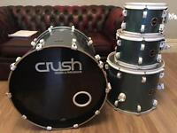 Crush Chameleon drum kit shell pack