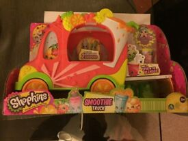 Shopkins Shoppies Smoothie Truck