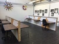 Co-working - Watford WD18 - Creative desk space - DAILY RATES AVAILABLE!