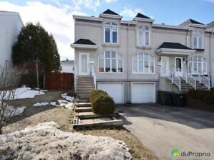 232 000$ - Maison en rangée / de ville à vendre à Deux-Montag