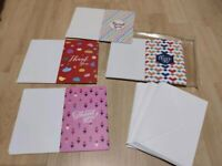 Brand new 32 Pcs Thank You Cards Pack, Blank Cards with Envelopes