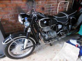Other Motorbikes, 1958, 245 (cc)
