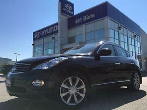 2013 Infiniti EX37 LUXURY AWD|LEATHER|SUNROOF|BACK UP CAM
