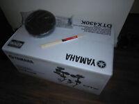 Yamaha dtx430k Digital Drum Kit + Stool + Sticks (New-Still in box) 6yrs Guarantee