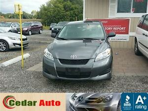 2014 Toyota Matrix FREE WINTER TIRE PACKAGE