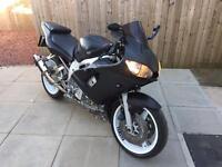 Yamaha YZF R6 5EB 2001