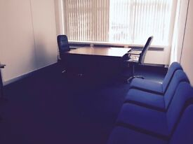 1-2 Workstations Office Space in Park Royal near Wembley for Rent