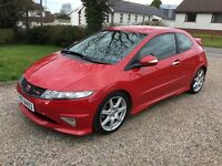 2009 HONDA CIVIC 2.0 TYPE R GT type-r