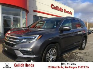 2016 Honda Pilot EX-L w/NAVI Demo Low Kms!