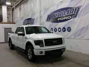 2014 Ford F-150 FX4 W/ Leather, 6.5 Foot Box, HIDS, Remote Start