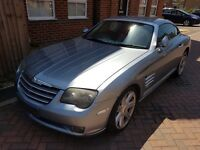 Chrysler crossfire good condition with mot