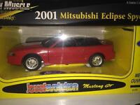 Ford Mustang GT décapotable diecast 1/18