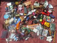 9 Joblot Job lot various items for personal and family use and bric-a-brac for boot sales.