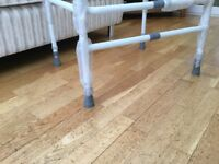 BRAND NEW TOILET SAFETY SUPPORT FRAMES WITH ADJUSTABLE LEG HEIGHT
