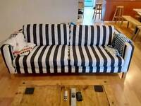 IKEA Karlstad 3 seater sofa / couch