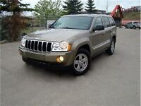2005 Jeep Gr. Cherokee LTD. 5.7L Immaculate: CLEARANCE PRICE!!!