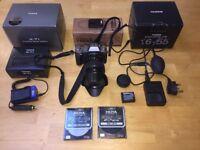 Fujifilm X-T1 & 16/55mm WR Lens Kit For Sale