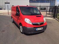 Vauxhall Vivaro 2l CDTI SWB Panel Van New MOT