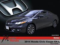 2014 Honda Civic EX-L Navi