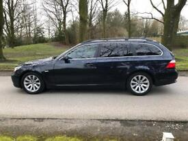 2007 57 PLATE BMW 525d 3.0 192 BHP SE TOURING ESTATE - PX POSS