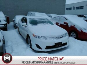 2014 Toyota Camry LE, POWER GROUP, USB, BLUETOOTH Fresh Lease Re