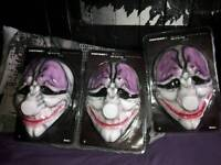 Official payday 2 masks
