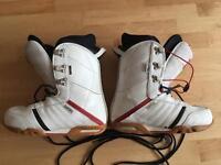 Nitro Rival Snowboard Boots