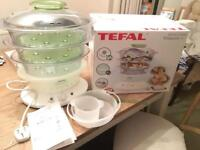 Tefal Steam Cuisine Vitamin + Steamer