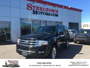 2017 Ford Expedition Limited 4x4|H/Leather|Sunroof|7 Passenger