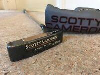 Scotty Cameron Teryllium Two Santa Fe Two