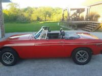1979 mgb FOR SALE OR TRADE FOR???