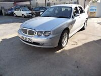 Rover 75 1.8 TURBO Fantastic condition,drives beautifully and Lovely example for this Classical car