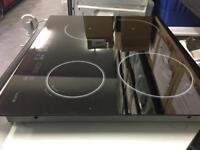 Hotpoint Luce 60cm induction hob kitchen