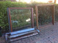 Velux Window Frame & Glass