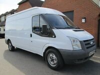 2007 (57) LWB HIGH TOP FORD TRANSIT VAN REAR WHEEL DRIVE Part exchange available / Cards accepted