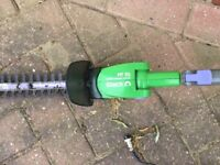 Cordless Hedge Trimmer.