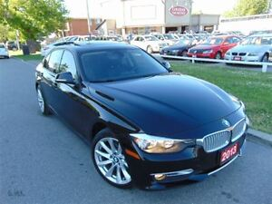 2013 BMW 320I X-DRIVE LOW KM DIRECTLY FROM BMW CANADA