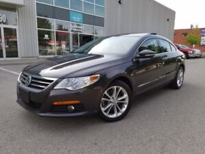 2012 Volkswagen CC Sportline Leather sunroof