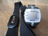 Running watch and heart rate monitor