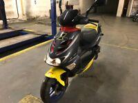 Aprilia SR50 2003 scooter, 12 months mot