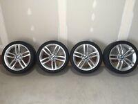 "BMW 461M 18"" Alloy Wheels - Bridgestone Potenza Tyres"