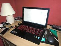 Lenovo Y50, i7, GTX860M, 16GB Ram, 1Tb SSHD, Gaming Laptop